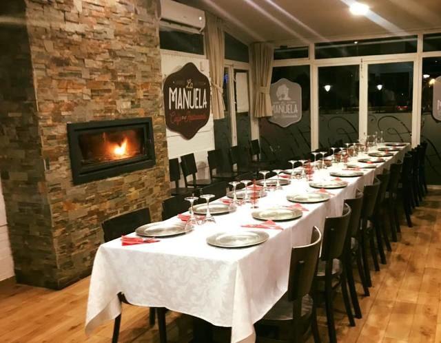 Concierto navideño, parrillada, cañas de Nochevieja y mucho más… en el restaurante 'La Manuela'