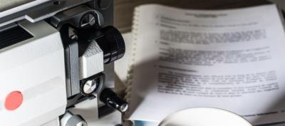 Ayudas para la elaboración de guiones de largometrajes cinematográficos