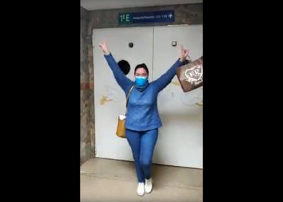 VIDEO   Sin pacientes en la planta de Tocología del Nª Sª del Prado adecuada para Covid-19
