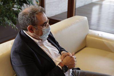 Jesús Fernández Sanz, en entrevista con Europa Press
