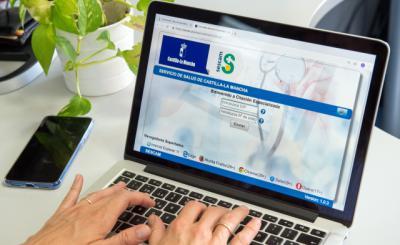 El Hospital de Talavera tendrá servicio de cita 'on line' para la consulta con el especialista
