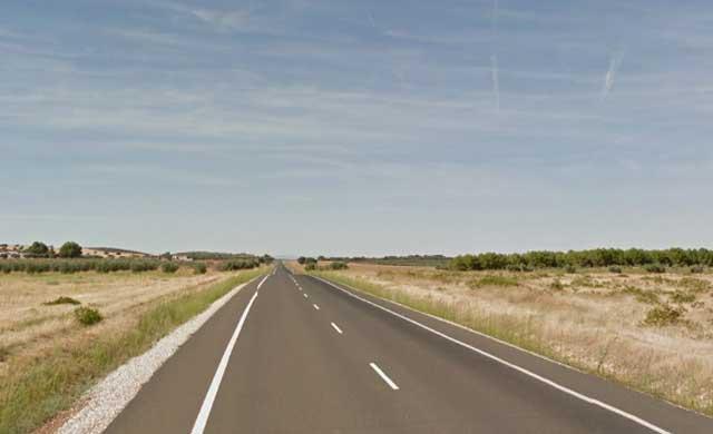 Investigado por circular a 163 km/hora en un tramo de 70 en Tomelloso