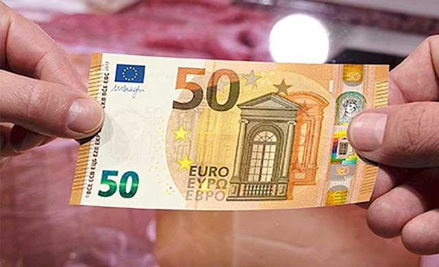 Así es el nuevo billete de 50 euros que ya está en circulación