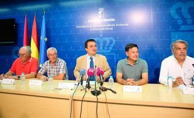 El Gobierno regional renueva el Plan Estratégico de la Agricultura Ecológica