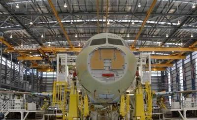 33 trabajadores salen de la planta de Airbus por la bajada de pedidos