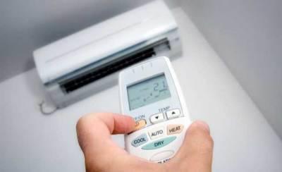Solo el 27% de las viviendas de la región tienen aire acondicionado
