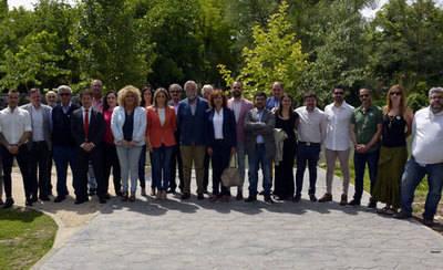 Alcaldes de la cuenca del río Tajo piden el fin del trasvase