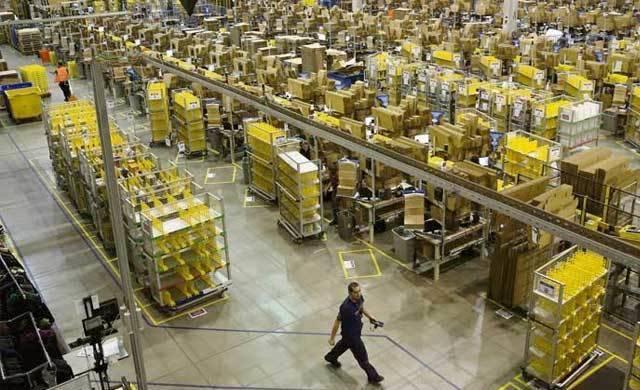 Amazon planea abrir un macrocentro logístico en Illescas
