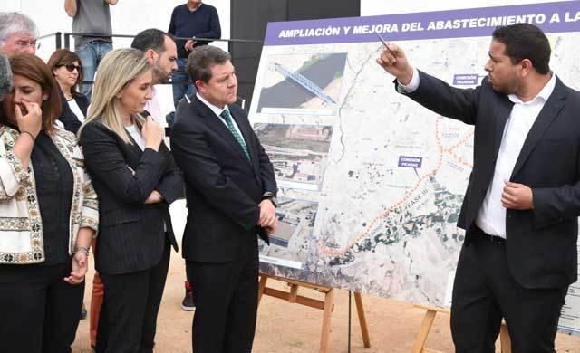 Inaugurada la conducción Sagra Este-Toledo, que garantiza el abastecimiento a una treintena de municipios