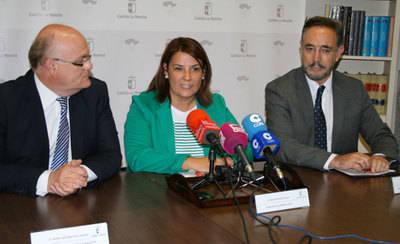 CLM y Andalucía exigen al Gobierno central que concluya la A-32 para quedar