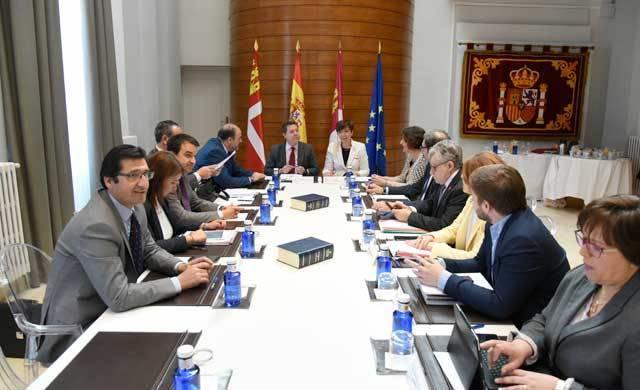 CLM aprobará la próxima semana el Proyecto de Ley de zonas preferentes para recibir incentivos económicos