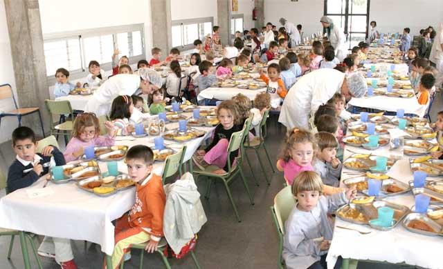 Se abre el plazo para solicitar ayudas de la junta para for Ayudas para comedor escolar