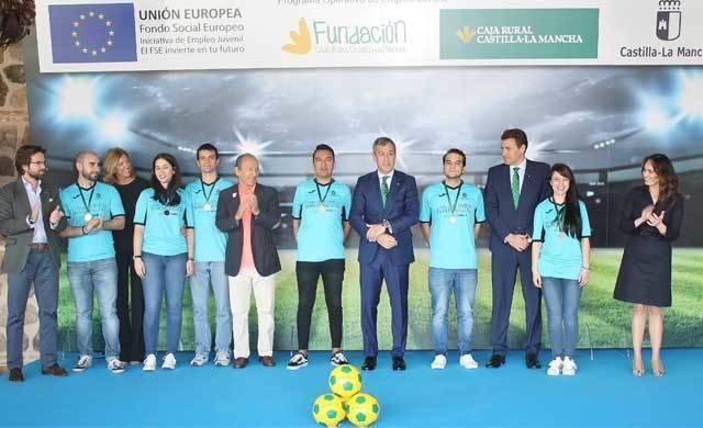 """Fundación Caja Rural CLM presenta el """"Campus Talento y Empleo Digital"""""""