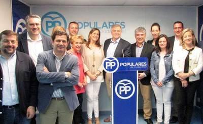 Cañizares presenta su precandidatura a presidir el PP de Ciudad Real