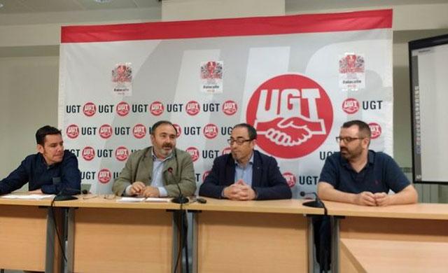 CCOO y UGT llaman a la participación en el 1º de Mayo