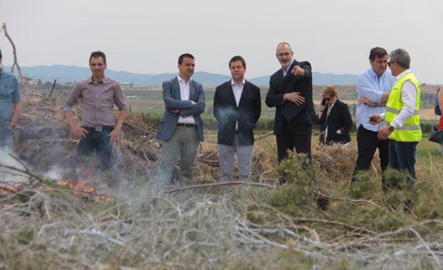 CLM y Aragón colaboran en la lucha contra incendios forestales