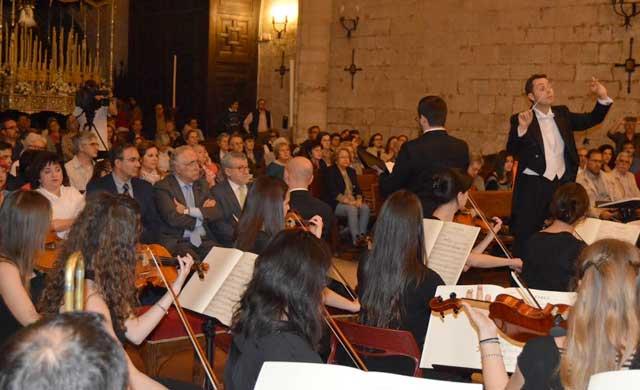 Felpeto destaca la importancia de la Semana de Música Religiosa