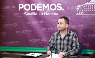 David Llorente confirma su candidatura a la Secretaría General de Podemos