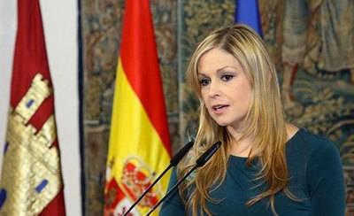 Ingresada con pronóstico grave la consejera Elena de la Cruz