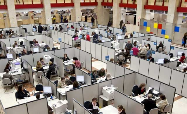 El 88% de toda la oferta pública de empleo será para Sanidad y Educación