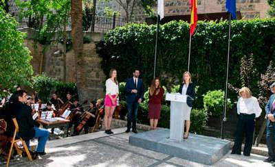 CLM celebra el Día de Europa apostando por la unidad