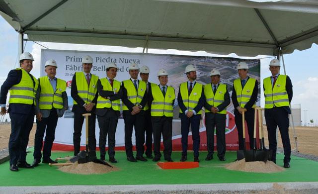 Grupo Bell empieza a construir en Fuensalida una planta de embutidos que creará 100 empleos