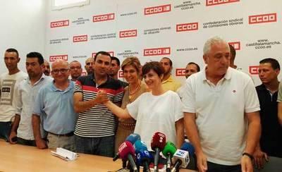 El 'Grupo Lucas' concederá condiciones 'dignas' a los temporeros que denunciaron 'explotación' en Albacete