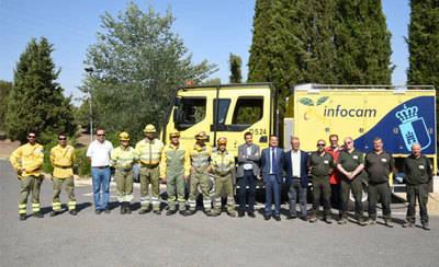 Más de 3.000 personas lucharán contra los incendios en la región