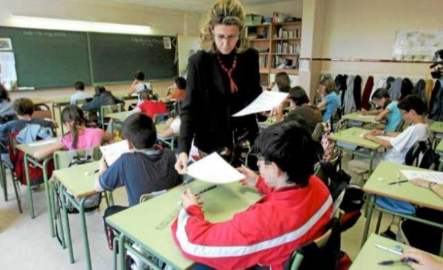 Se adjudicarán alrededor de 250 plazas de profesores de Secundaria