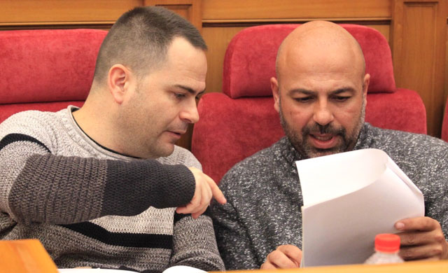 Llorente admite que el procedimiento de rechazo de los Presupuestos fue