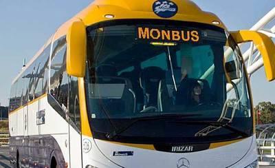 Monbus deja de prestar servio en las líneas que comunican La Mancha con Cuenca y Valencia
