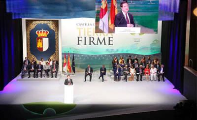 García-Page expresa al Gobierno central su lealtad y la de toda Castilla-La Mancha para defender la unidad de España