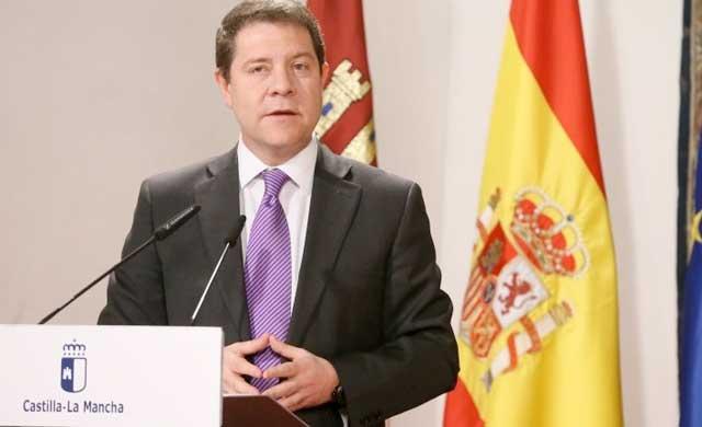 Page deja en el aire su futuro en el PSOE de CLM