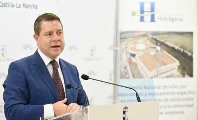 """García-Page anuncia """"especial atención y prioridad"""" a Puertollano con diversos proyectos sociales e industriales"""
