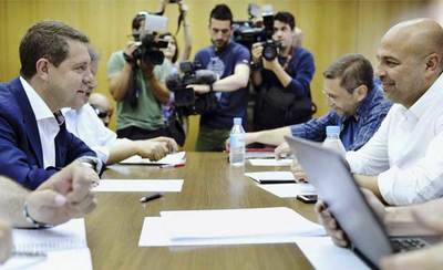 Podemos dispuesto a negociar con la Junta 'unos nuevos Presupuestos'