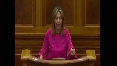 El PP abandona el Pleno de las Cortes regionales en el debate sobre agua y el