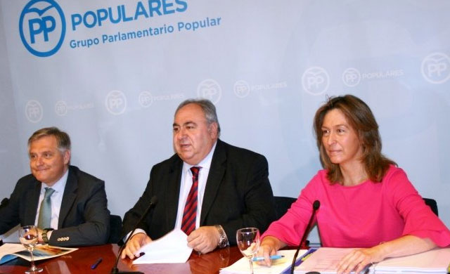 PP: 'El Gobierno de Page ha creado la mayor crisis política y social de CLM'
