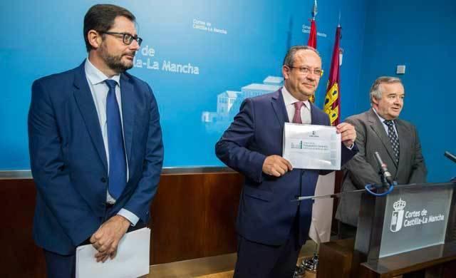 Los nuevos presupuestos de CLM para este año ascienden a 8.941 millones de euros