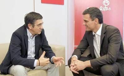 Pedro Sánchez visita Toledo y Patxi López estará en Guadalajara