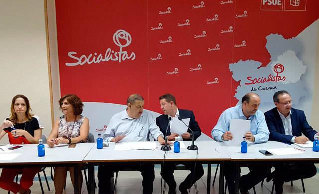 El PSOE de CLM informará a los militantes sobre el acuerdo de Gobierno con Podemos