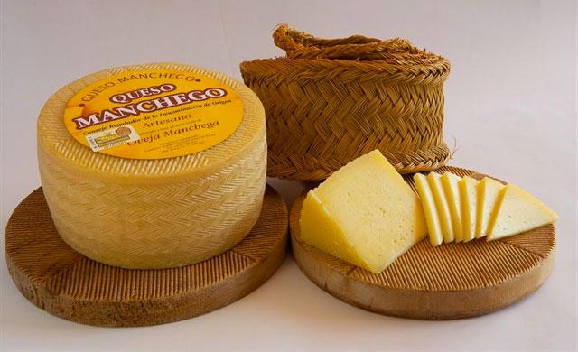 Las ventas de queso manchego al Reino Unido crecieron un 25,9%