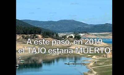 22 TRASVASES 'A este paso, en 2019, el Tajo estará muerto' (VÍDEO)