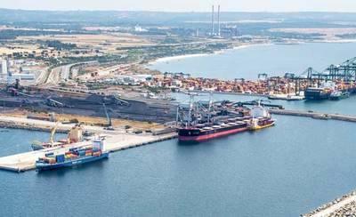 Sines acelera su conexión con la futura plataforma logística de Badajoz