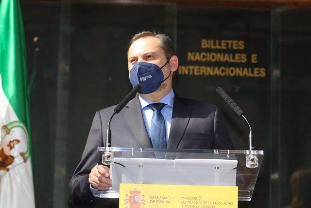José Luis Ábalos - Foto: Rafael González - Europa Press