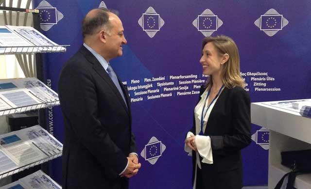 C-LM coordinará la posición común de las Comunidades Autónomas españolas frente al Brexit