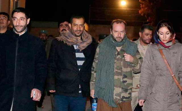 Liberado el cooperante de Azuqueca secuestrado en Afganistan