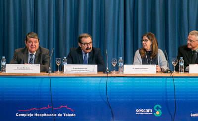 CLM seguirá con las inversiones en el Complejo Hospitalario de Toledo