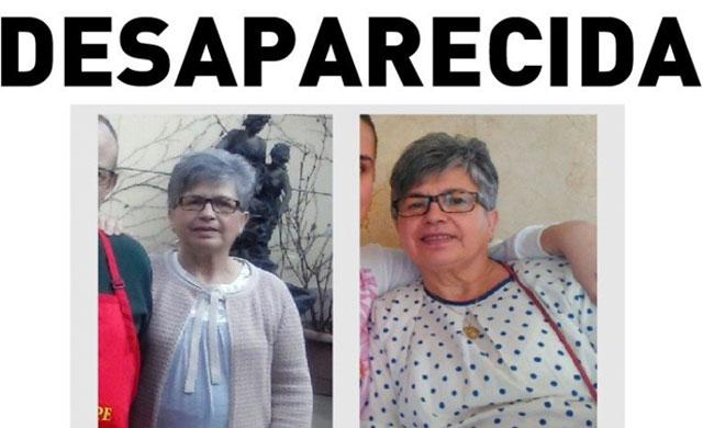 Buscan a una mujer de 61 años desaparecida cuando iba a gimnasia