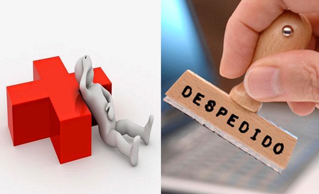 Sentencia pionera al declarar nulo el despido en situación de baja