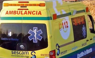 Fallece el conductor de una furgoneta tras colisionar contra un camión